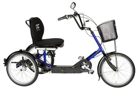 Seniorendreirad, Dreirad für Erwachsene