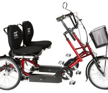 Senioren Dreirad 2 Personen