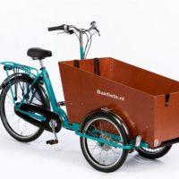Bakfiets Cargo trike Lastenrad kleine Box