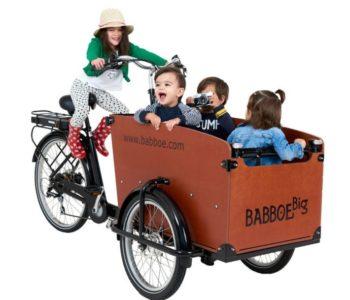 Babboe Big E Angebot Mogool Bikes
