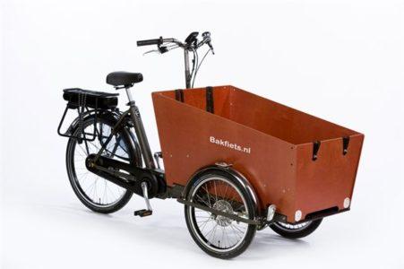 Bakfiets Original Cargo Trike